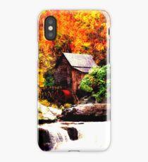 Glade Creek Grist Mill iPhone Case/Skin