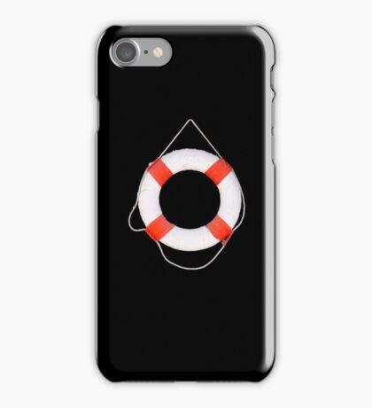 Life Belt iPhone Case/Skin