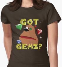 Camiseta entallada para mujer ¿Tienes Gemz?