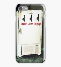 Dad's Garage Stash iPhone Case/Skin