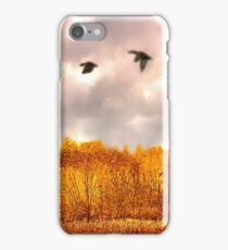 """""""Lessons of the First Hunt"""" iPhone Case/Skin"""