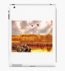 """""""Lessons of the First Hunt"""" iPad Case/Skin"""