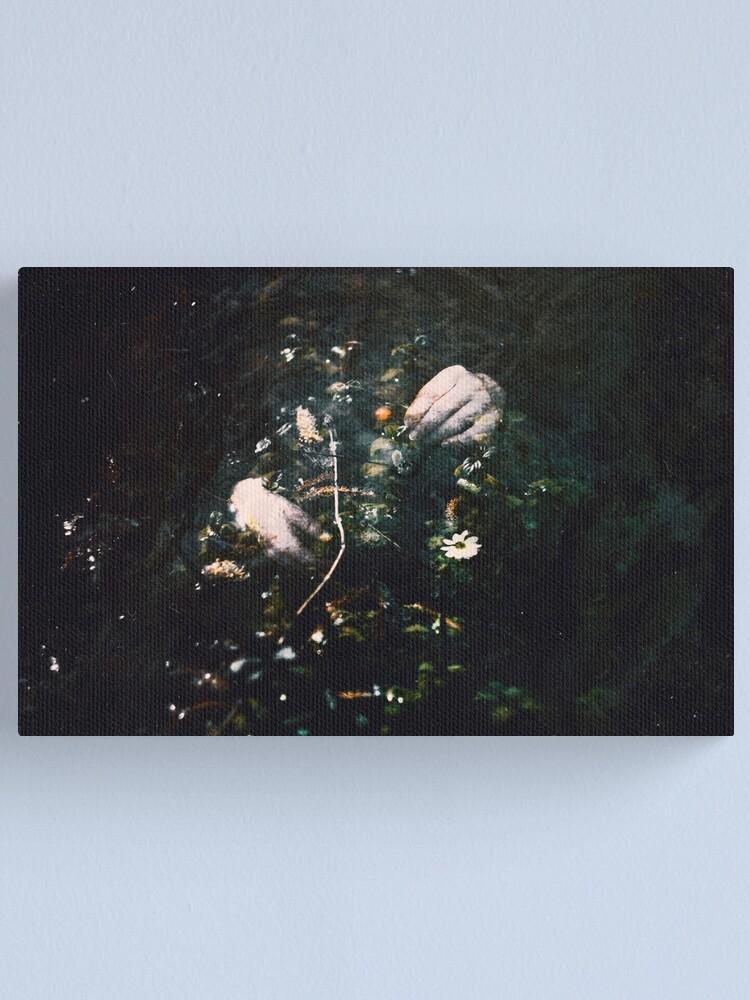Alternate view of GALATÉE Canvas Print