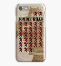 Zombie Kills iPhone Case/Skin