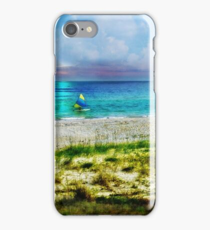 On Canvas Wings I Fly iPhone Case/Skin