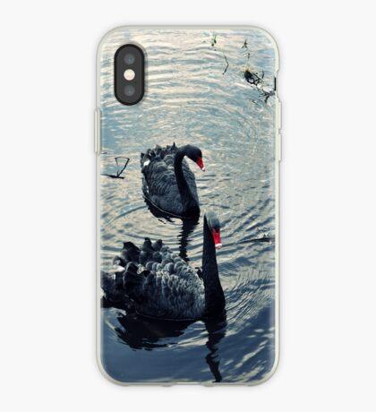 deep pond iPhone Case