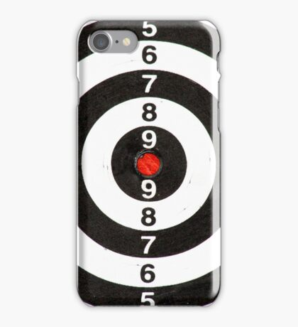 Target iPhone Case/Skin