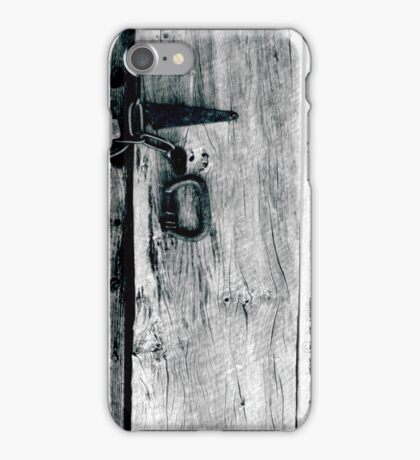 Barnwood iPhone Case/Skin