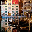 Venetian Nights.....Vegas Style! by Helen Vercoe