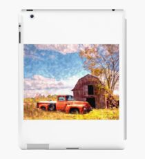"""Rural Americana"" iPad Case/Skin"