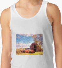 """""""Rural Americana"""" Tank Top"""