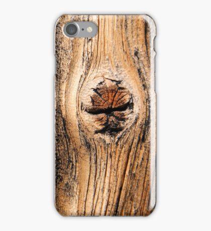 Knothole iPhone Case/Skin