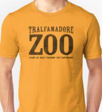 Tralfamadore Zoo Slim Fit T-Shirt