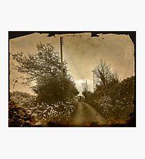 The Lane Photographic Print