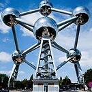 Brussel. Atomium by Dfilyagin