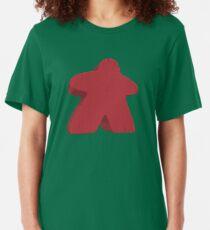 Meeple the meeple! Slim Fit T-Shirt