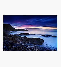 Bracelet Bay Photographic Print