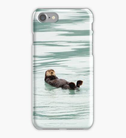 Sea Otter iPhone Case/Skin