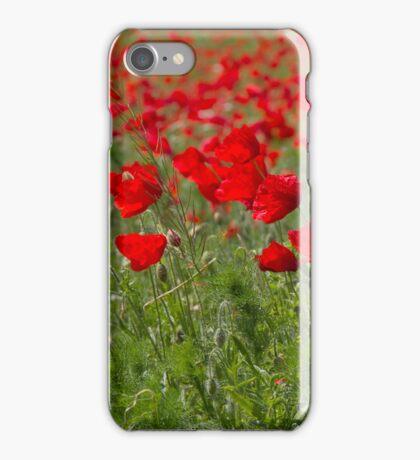 Poppys iPhone Case/Skin