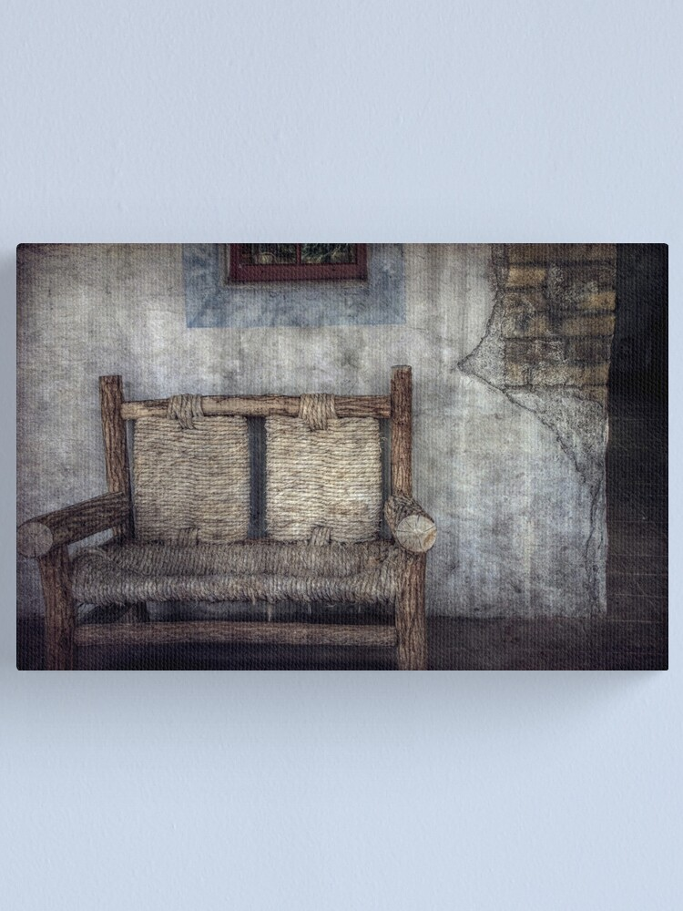 Alternate view of Rustic Retreat Canvas Print
