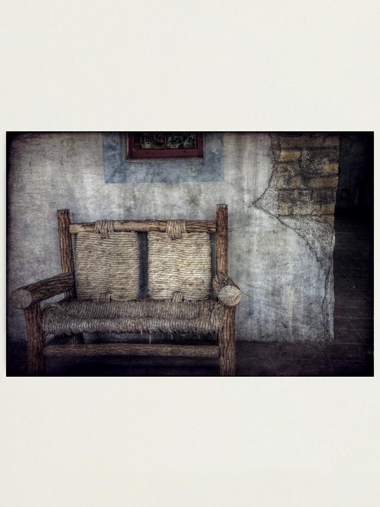 Alternate view of Rustic Retreat Photographic Print