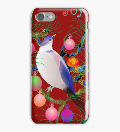 in christmas tree iPhone Case/Skin