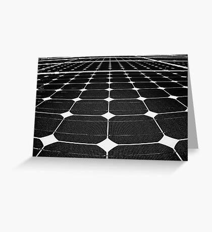 Energy Net Grußkarte
