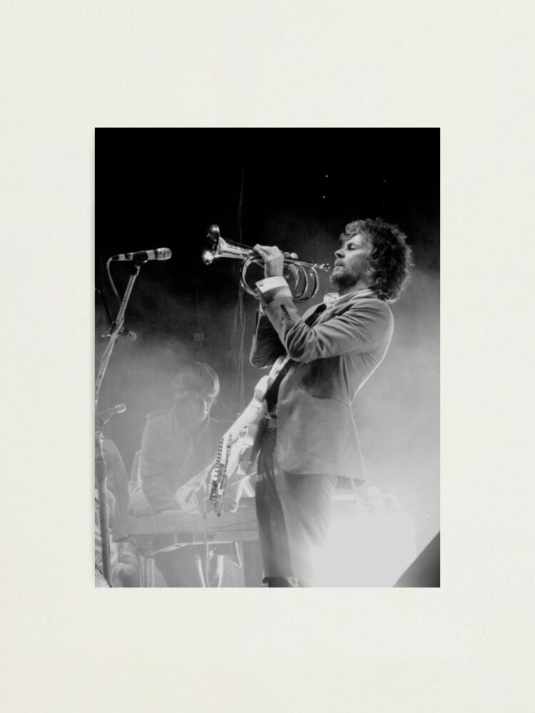 Alternate view of Wayne Coyne Photographic Print