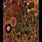 """Circles On Earth"" - phone by Michelle Lee Willsmore"