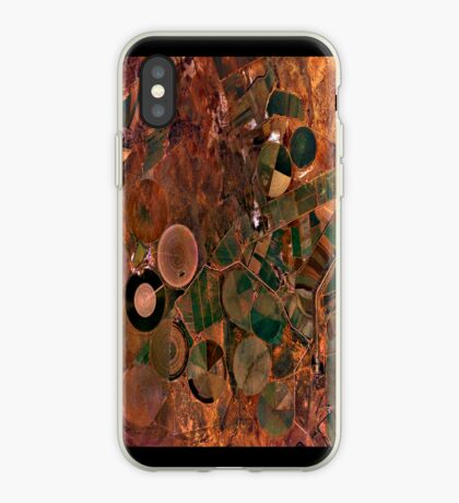"""""""Circles On Earth"""" - phone iPhone Case"""