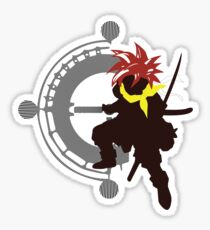 Crono - Sunset Shores Sticker