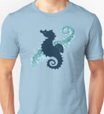 Seahorse Silhouette, by Amber Marine © 2015 T-Shirt