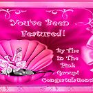 In The Pink Featured Banner by EnchantedDreams