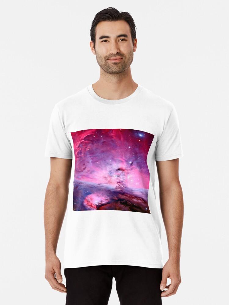 Galaxia T Shirt By Luiz1234 Redbubble