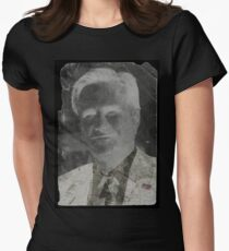 The Negative Candidate Womens Fitted T-Shirt