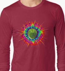 Far Out Brussel Sprout Long Sleeve T-Shirt