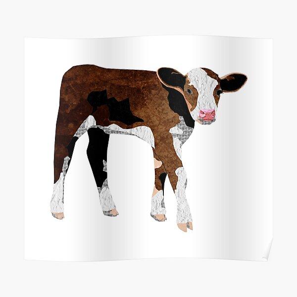 Calf - Laudea Martin Poster
