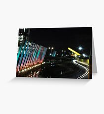 Freeway or way of the free? Greeting Card