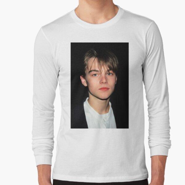Leonardo Dicaprio Long Sleeve T-Shirt Unisex Tshirt