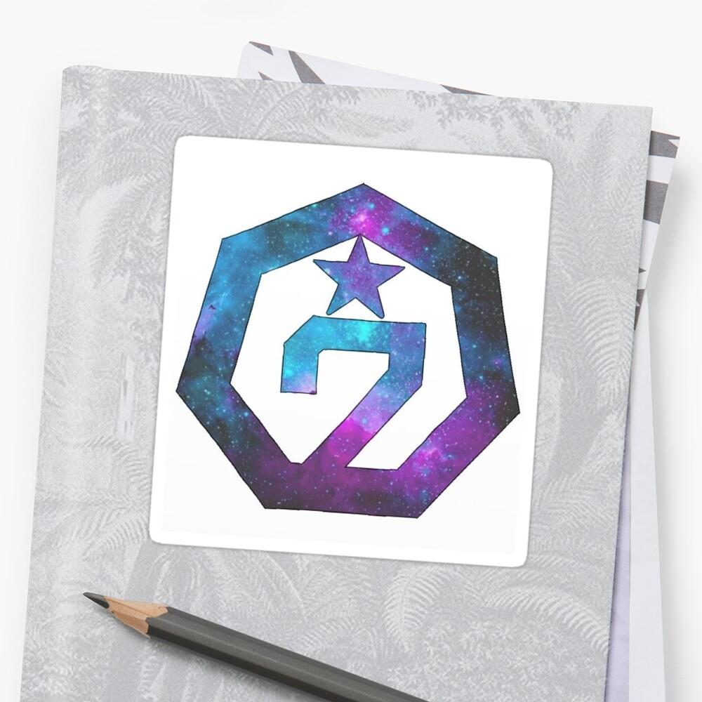 Got7 Galaxy Logo (Ver.2) by nicki17