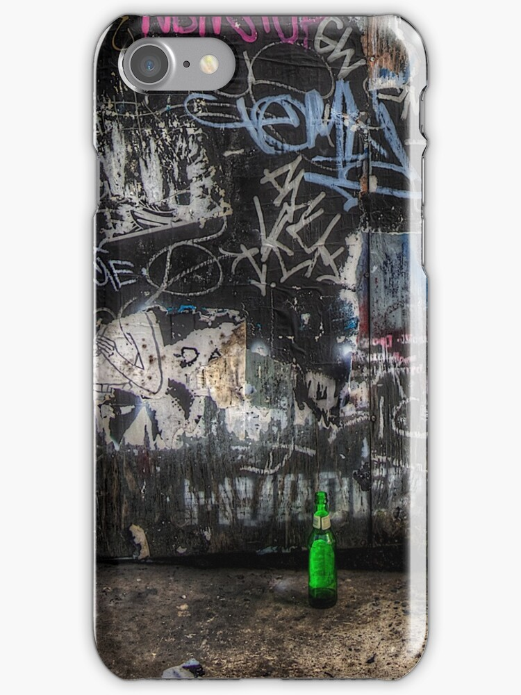 Entropy & Beer -- iPhone case by Bill Wetmore