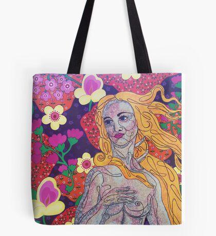 Venus goes Retro Tote Bag