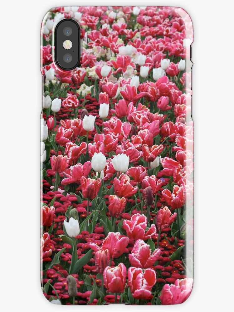 Strawberry Fields Cover - Iphone 4 by Kelly Robinson