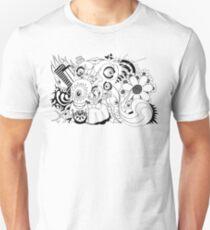 Misfit Royalty Unisex T-Shirt