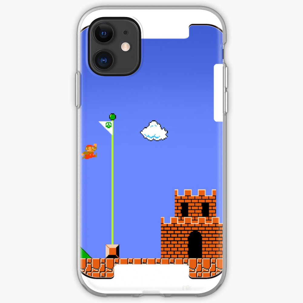 iPhone Mario Brothers! iPhone Case & Cover