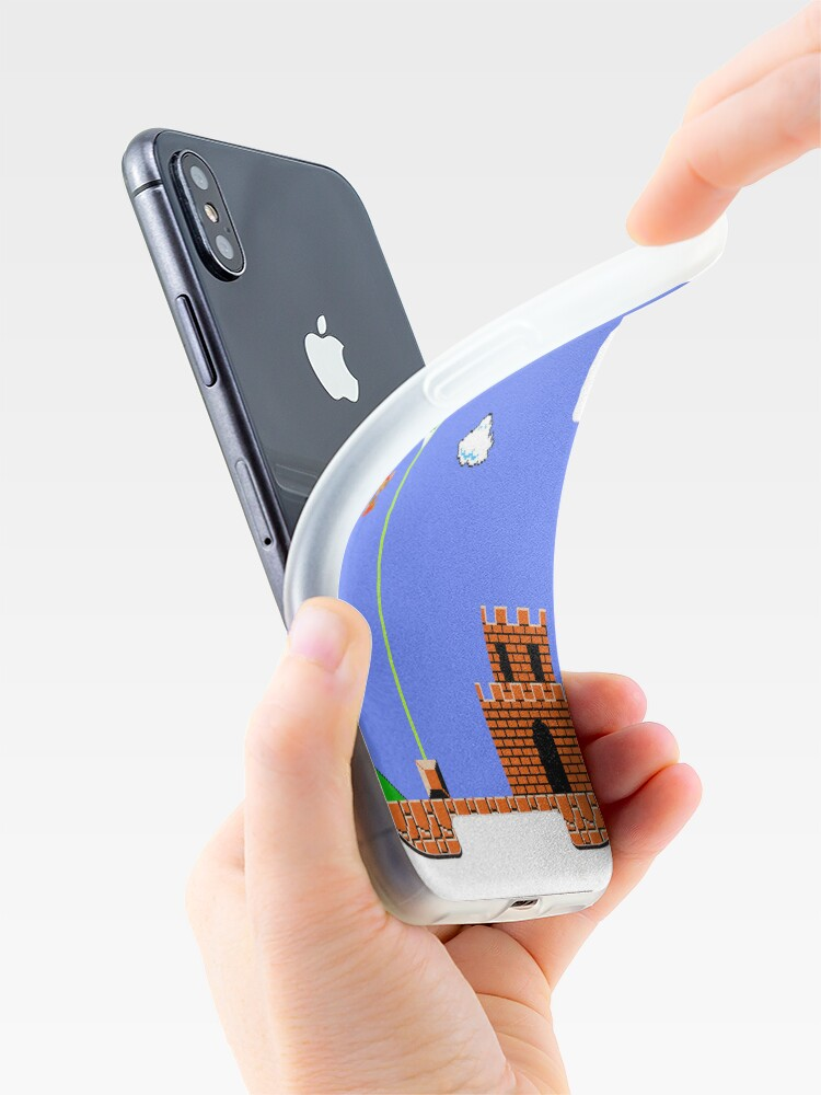 Alternate view of iPhone Mario Brothers! iPhone Case & Cover