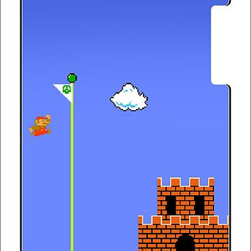 iPhone Mario Brothers! by nickwho