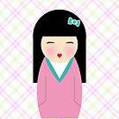 geisha girl by OTBphotography
