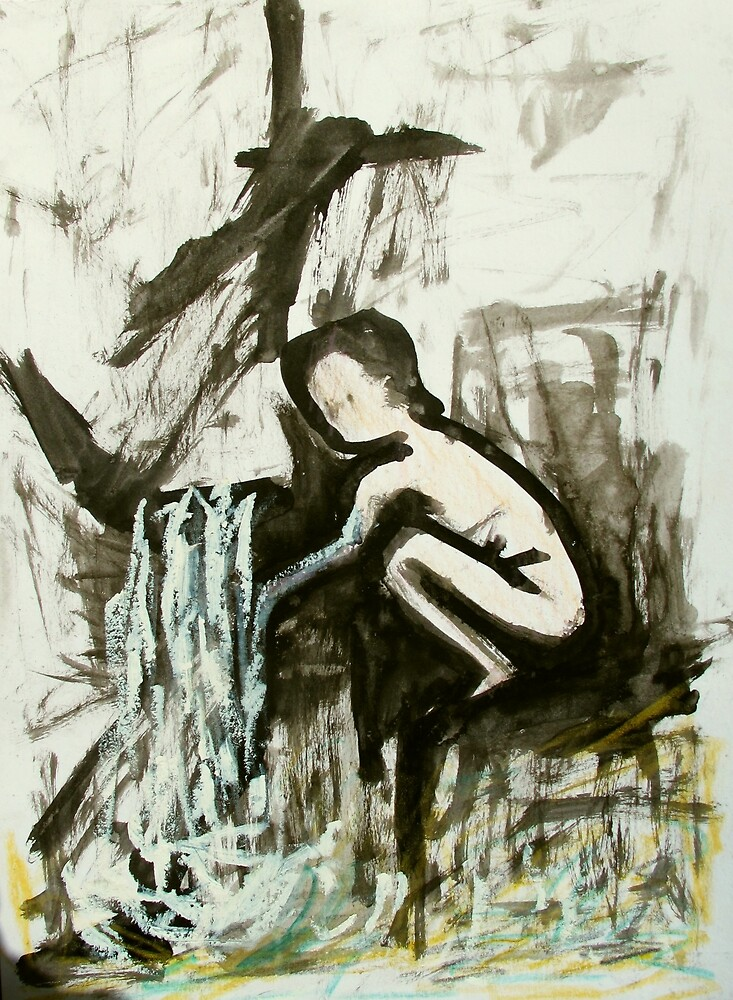 waterfall squat by donna malone