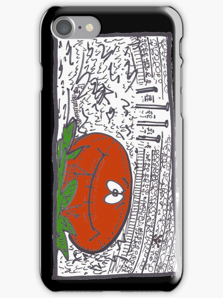 Gotta Love Footy: iPhone Case by Sammy Nuttall
